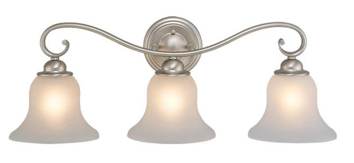 Monrovia Brushed Nickel Bathroom Vanity Light-VL35473BN by Vaxcel Lighting