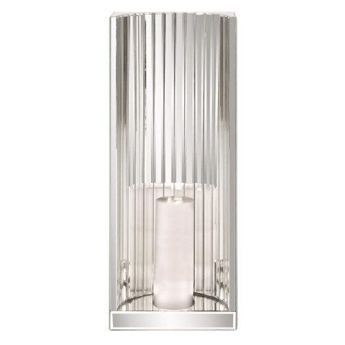 Mirrored Wall Sconce Chrome Wall Sconce-99106 by Howard Elliott Lighting