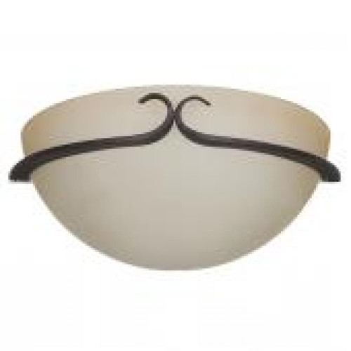 Provano Brown Wall Sconce-F5250-26 by Sunset Lighting
