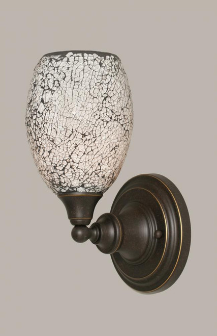 Dark Granite Wall Sconce-40-DG-4165 by Toltec Lighting