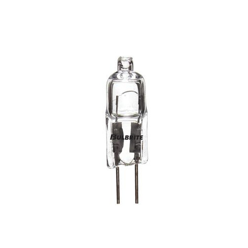 Bulbs & Accessories By Bulbrite 10W T3 JC TYPE CLEAR G4 24V 651011