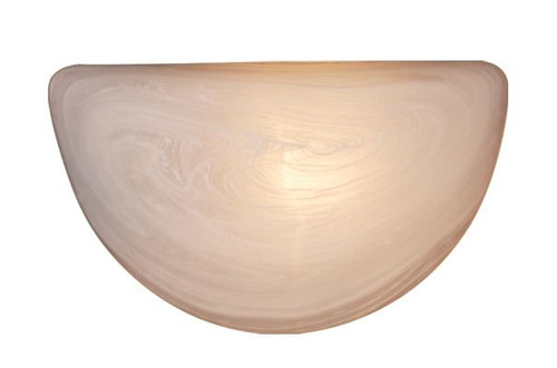 Saturn White Wall Sconce-WS29987W by Vaxcel Lighting