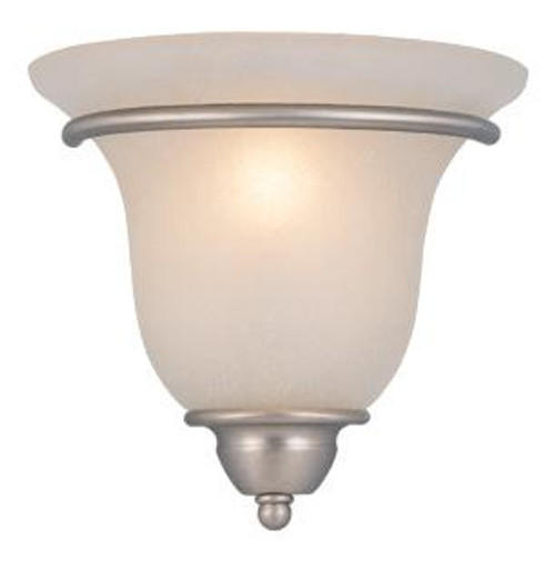 Monrovia Brushed Nickel Wall Sconce-WS35461BN by Vaxcel Lighting