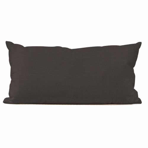 Seascape Charcoal Kidney Pillow-Q4-460 by Howard Elliott Home Goods