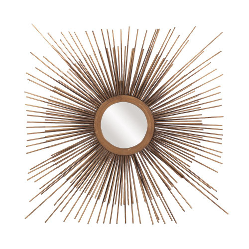 Aster Star Burst Mirror-39028 by Howard Elliott Home Goods