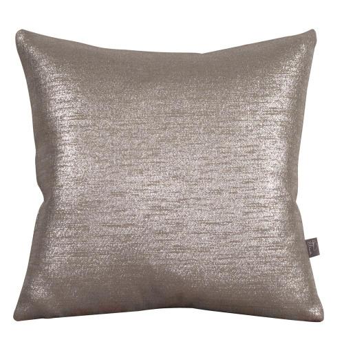 Glam Pewter 20 X 20 Inch Pillow Down Insert-2-237F by Howard Elliott Home Goods