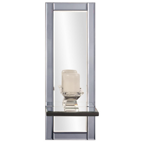 Emerson Modern Mirror & Shelf-99039 by Howard Elliott Home Goods