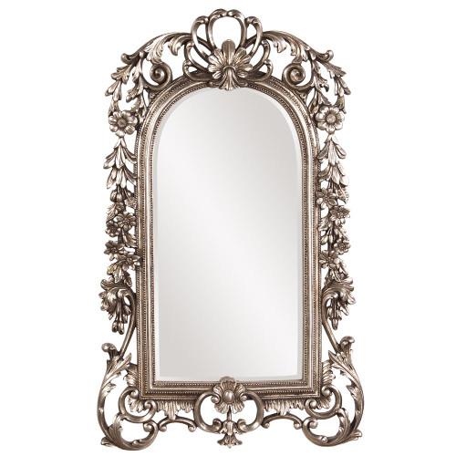 Sherwood Antique Silver Mirror-84017 by Howard Elliott Home Goods