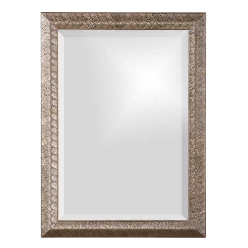 Malia Silver Mirror-51256 by Howard Elliott Home Goods