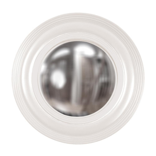 Soho White Mirror-51276W by Howard Elliott Home Goods