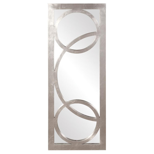 Dynasty Silver Mirror-51261 by Howard Elliott Home Goods