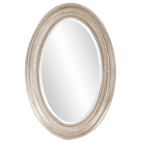 Ethan Nickel Mirror-21116 by Howard Elliott Home Goods