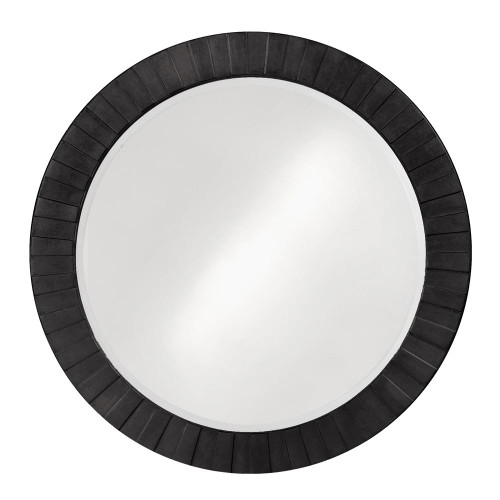Serenity Black Mirror-6002BL by Howard Elliott Home Goods