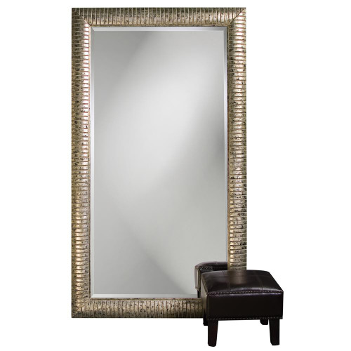Daniel Silver Leaner Mirror-5198 by Howard Elliott Home Goods