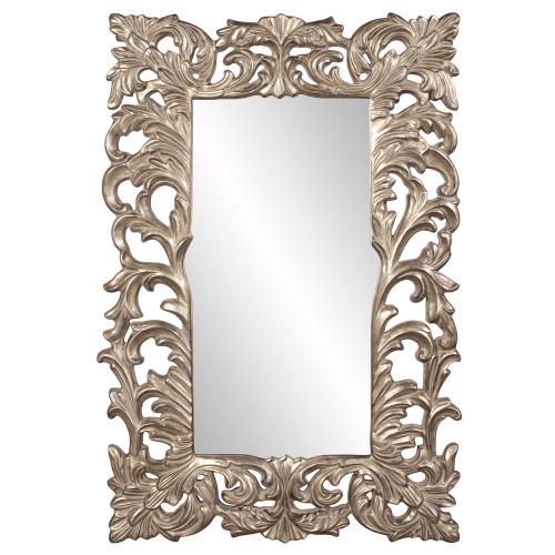 Augustus Antique Silver Mirror-43130 by Howard Elliott Home Goods