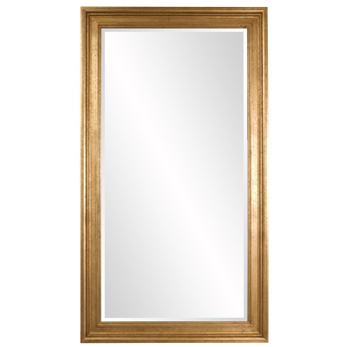 Chandler Oversized Gold Mirror-60004 by Howard Elliott Home Goods