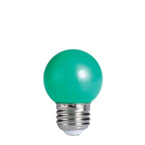 Bulbs & Accessories By Bulbrite LED 1W G14 GREEN 770152