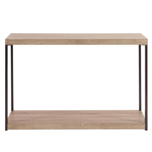 Wood & Metal Console Table-83036 by Howard Elliott Home Goods