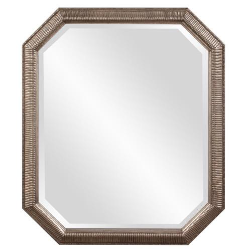 Virginia Octagonal Mirror-92091 by Howard Elliott Home Goods