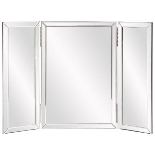 Tripoli Trifold Vanity Mirror-99003 by Howard Elliott Home Goods