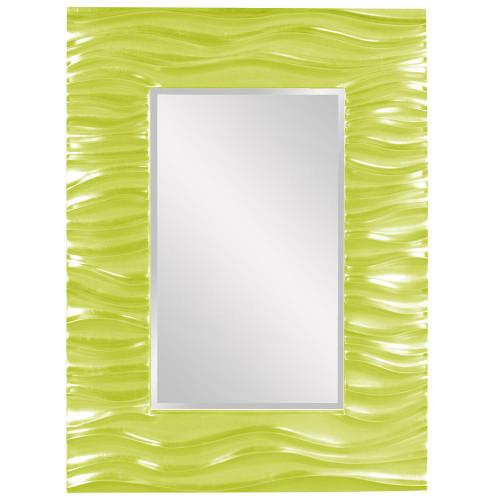 Zenith Green Mirror-56042MG by Howard Elliott Home Goods