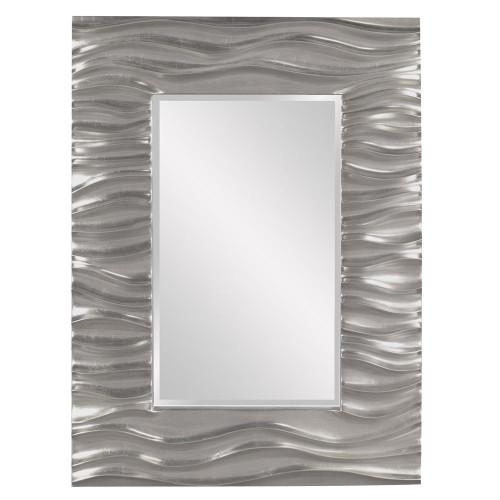 Zenith Nickel Mirror-56042N by Howard Elliott Home Goods