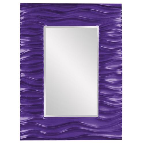 Zenith Royal Purple Mirror-56042RP by Howard Elliott Home Goods