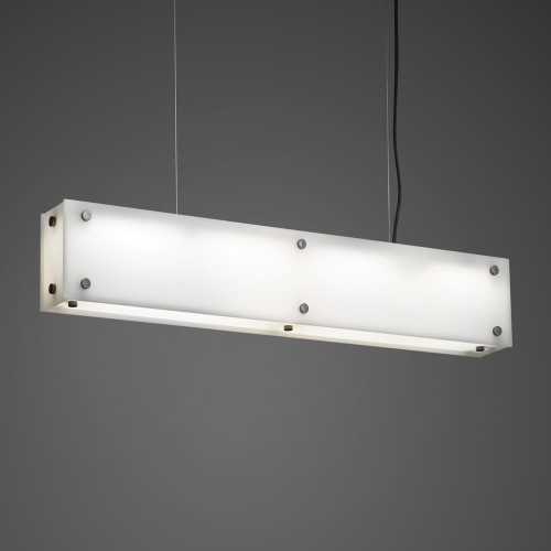 Strata LED 48 Inch Pendant Light-UL17369-48-4 by Ultralights