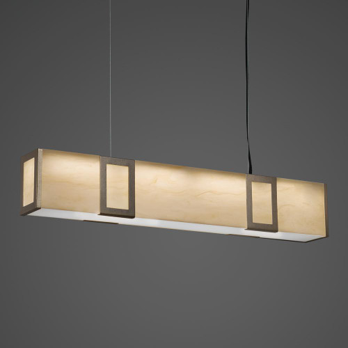 Strata LED 24 Inch Pendant Light-UL17372-24-4 by Ultralights