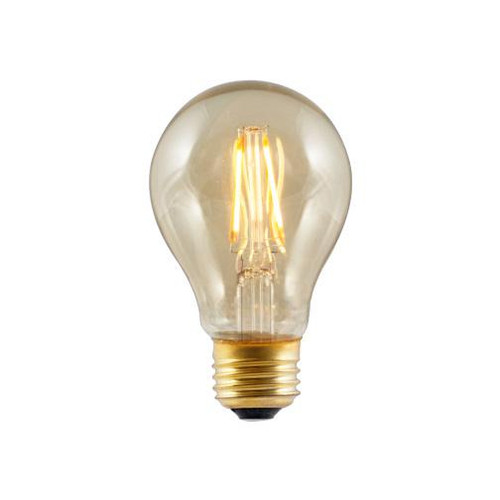 Bulbs & Accessories By Bulbrite 4W LED A19 2200K FILAMENT NOSTALGIC 776502