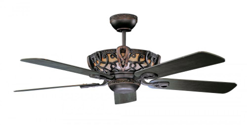 Ceiling Fans By Concord Fans Concord By Luminance 52 Inch Aracruz Ceiling Fan - Oil Rubbed Bronze 52AC5ORB