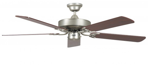 Ceiling Fans By Concord Fans Concord By Luminance 52 Inch California Home Collection Ceiling Fan - Satin Nickel 52CH5SN