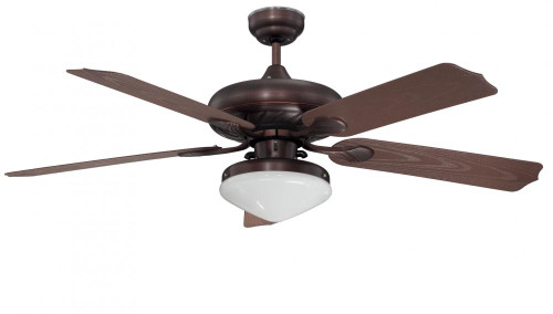 Ceiling Fans By Concord Fans Concord By Luminance 52 Linden Ceiling Fan - Oil Rubbed Bronze 52LIN5EORB
