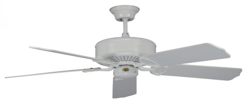 Ceiling Fans By Concord Fans Concord By Luminance 52 Inch Madison Ceiling Fan - White 52MA5WH