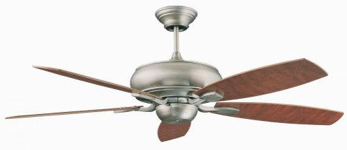 Ceiling Fans By Concord Fans Concord By Luminance 52 Inch Roosevelt Ceiling Fan - Satin Nickel 52RS5SN