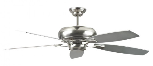 Ceiling Fans By Concord Fans Concord By Luminance 52 Inch Roosevelt Ceiling Fan - Stainless Steel 52RS5ST
