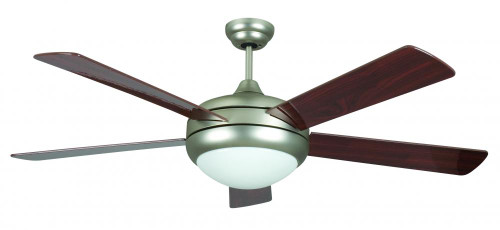 Ceiling Fans By Concord Fans Concord By Luminance 52 Inch Saturn Ii Ceiling Fan 2*13W Gu24 - Satin Nickel 52SAT5ESN