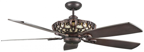 Ceiling Fans By Concord Fans Concord By Luminance 60 Inch Aracruz Ceiling Fan - Oil Rubbed Bronze 60AC5ORB