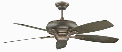 Ceiling Fans By Concord Fans Concord By Luminance 60 Inch Roosevelt Ceiling Fan - Oil Rubbed Bronze 60RS5ORB