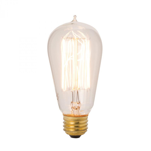Bulbs & Accessories By Dimond Edison Style 40 Watt Exposed Filament Bulb 285001