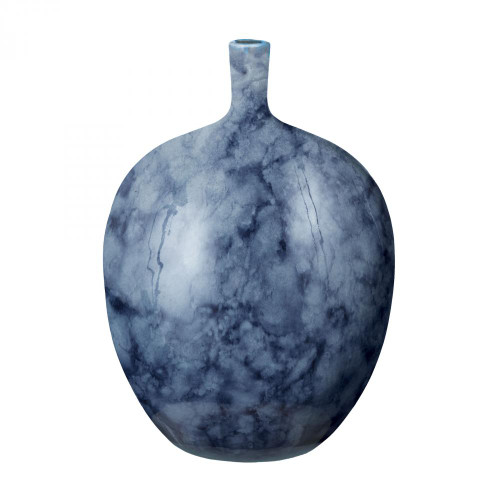 Home Decor By Dimond Midnight Marble Bottle - Large 857053