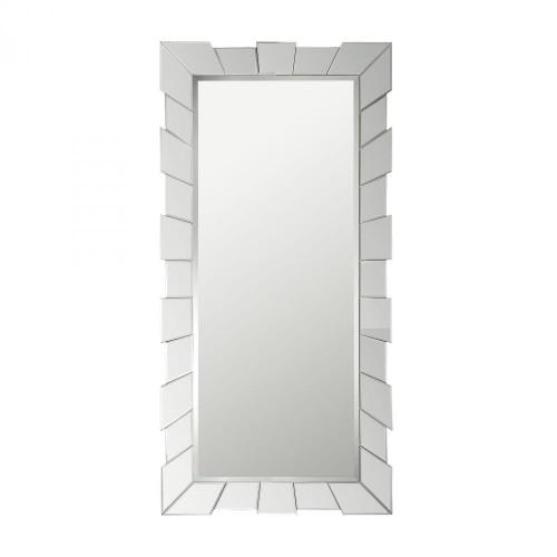 Home Decor By Dimond Glass Cog Mirror 1114-151