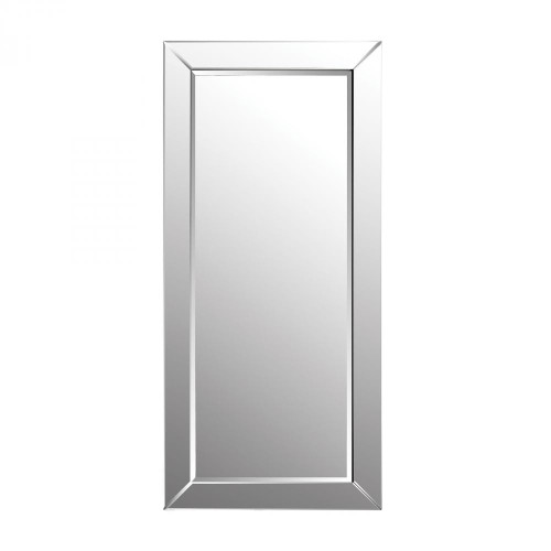 Home Decor By Dimond Glass Framed Leaning Floor Mirror 1114-157