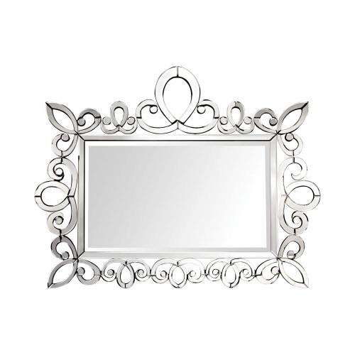 Home Decor By Dimond Miramar Fireplace Mirror 1114-244