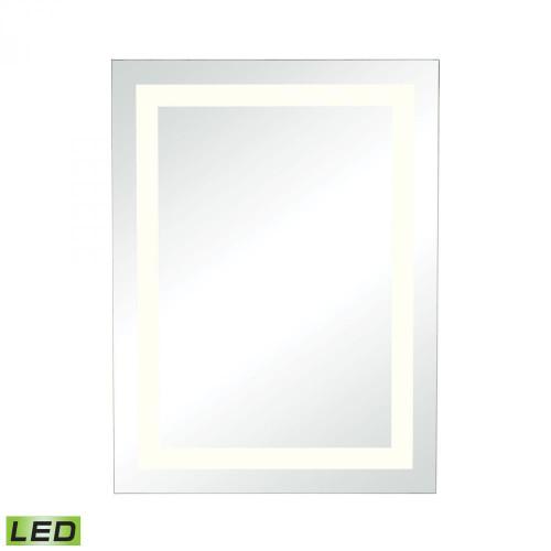Home Decor By Dimond Skorpios LED Rectangular Wall Mirror 24x32 1179-008