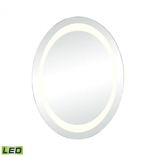 Home Decor By Dimond Skorpios LED Round Wall Mirror 24x32 1179-009