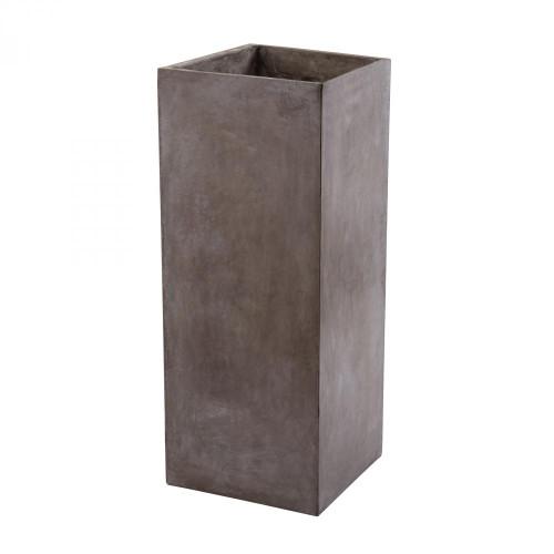 Home Decor By Dimond Al Fresco Tall Cement Planter 157-012
