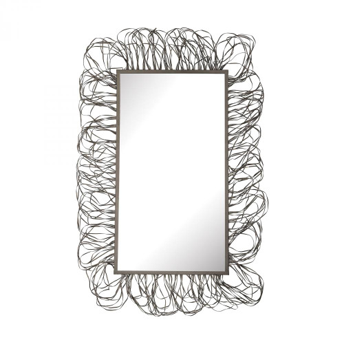 Home Decor By Dimond Scribble Frame Mirror 3200-021