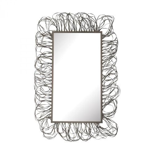 Home Decor By Dimond Scribble Frame Mirror 3200-021
