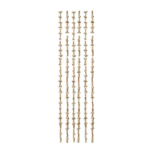 Home Decor By Dimond Coco Boat Spiral Garland - Set of 2 742024/S2